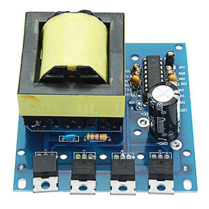 Image 2 - RISE 500W Inverter Boost Bordo Trasformatore Trasformatore di Alimentazione Dc 12V a Ac 220V 380V Convertitore Auto