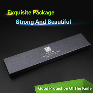 Image 5 - XINZUO 5 inch Santoku Knife 67 layer Damascus Stainless Steel Kitchen Knives Pakkawood Handle High Quality Japan Fruit Knives