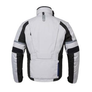 Image 2 - Scoyco秋冬オートバイのジャケットの男性防水防風乗馬レースバイクスーツ防護服、JK108