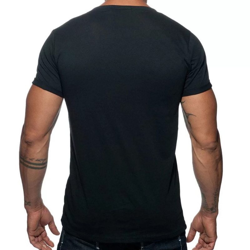 SEMIR summer cotton T shirts men 2021 simple o neck stretch solid new tops clothing casual tshirt man streetwear cool tee shirts 6