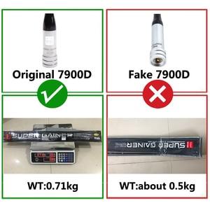 Image 2 - יהלומי SG 7900 VHF UHF Dual band 5.0dB (144 MHz) 7.6dB (430 MHz) נירוסטה 144/430Mhz SG7900 אנטנה לרכב נייד CB רדיו