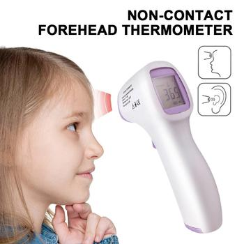 Forehead Thermometer CE Certification Accessories Professional NCT-1208 Contactless Protective Equipment Body Thermometer