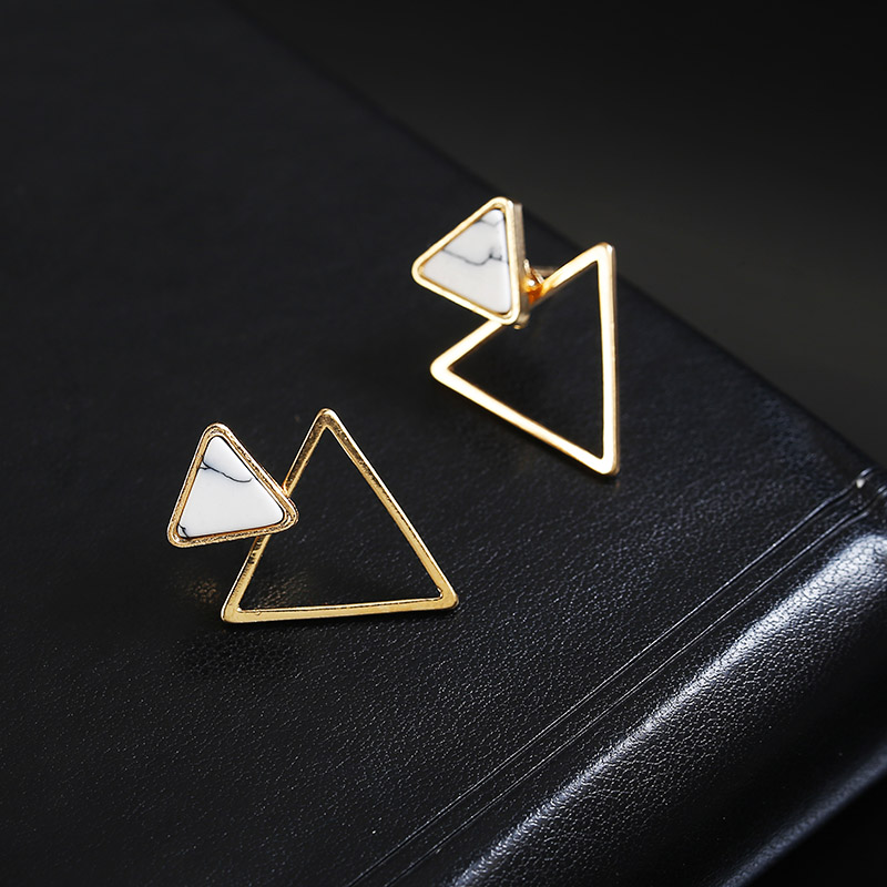 H5ab783b8252b49b59baea321f686fa4cS - Korean Statement Black Acrylic Drop Earrings