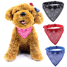 1Pc Lovely Pet Dog Scarf Collar Adjustable Puppy Cute Neck Bandana Cat Tie For Supplies