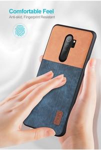 Image 4 - Чехол Mofi для Xiaomi Redmi Note 8 Pro, чехол для note 8T, чехол для Redmi Note8, Силиконовый противоударный чехол для джинсов из искусственной кожи и ТПУ