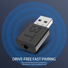 Adapter Bluetooth Receiver Transmitter Speaker Dongle Computer Wireless for PC Audio