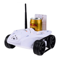 777 325 Wi Fi RC Tank Car with 0.3MP HD Camera Real time Transmission Two way Dialogue Smartphone APP Control Toys Robot Toy