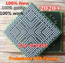 Dc: 2020 + 100% novo 216-0752001 216 0752001 bga