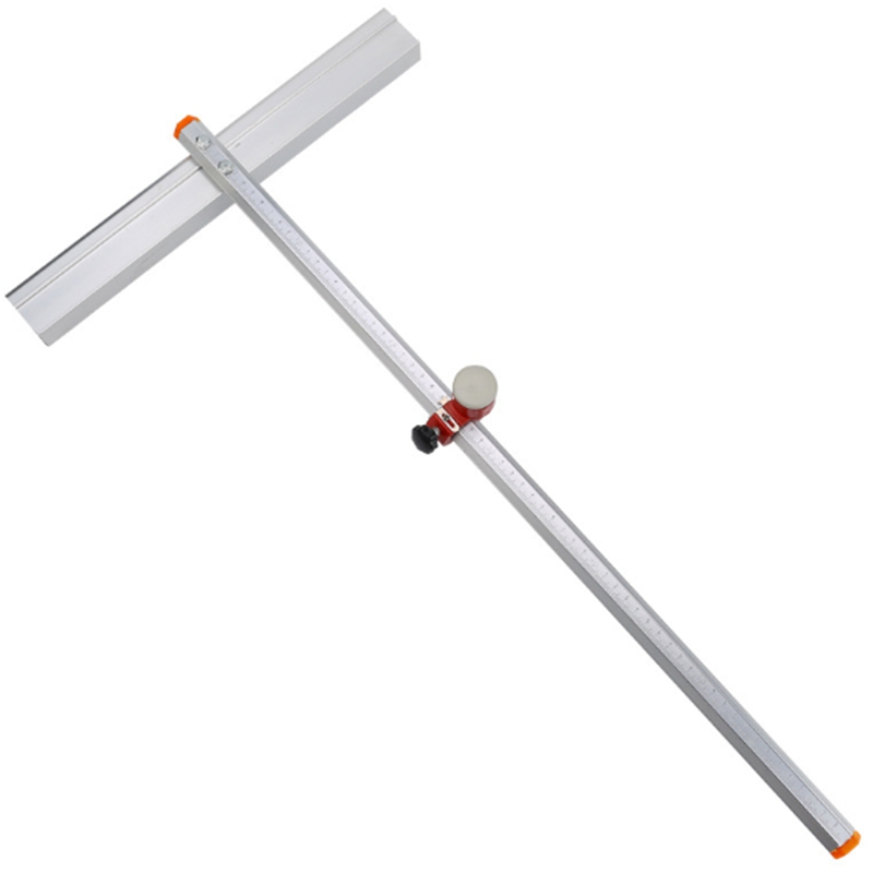 Glass Cutter T-Shaped Glass Push Knife High Precision Manual Portable Tile Cutter