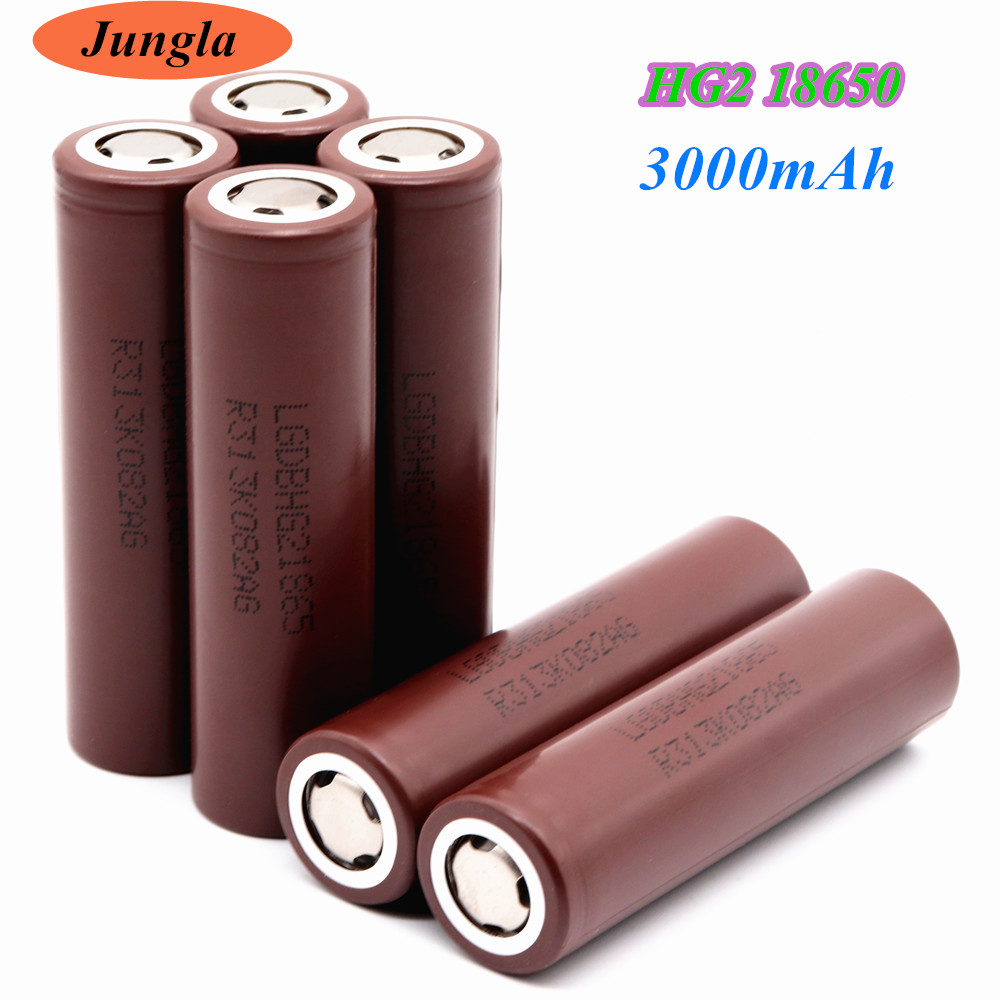 Оригинальный аккумулятор HG2 18650 3000 мАч 18650HG2 3,6 в разряд 20 А предназначенный для перезаряжаемой батареи hg2 Power|Перезаряжаемые батареи| | АлиЭкспресс