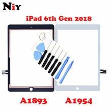 A1893 a1954 для ipad 6 го поколения 2018 ver Сенсорный экран