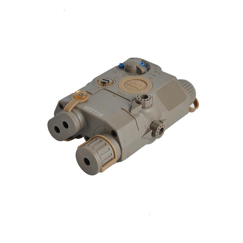 Военная страйкбольная тактическая LA-5C/PEQ 15 батарейный блок UHP без функции UHP внешний вид см. Тактический для PEQ 15 airsoft EX403