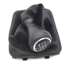 Mobil Gear Shift Knob Shift Bola Tangan DUST Jacket Gear Shift Tuas Penutup Debu untuk Peugeot 206 205 207 306 307 308 309 406(China)