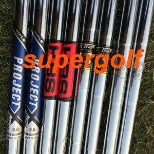 Image 3 - 뜨거운 판매 골프 아이언 x 단조 아이언 세트 (3 4 5 6 7 8 9 p) 다이나믹 골드 s300 스틸 샤프트 골프 클럽