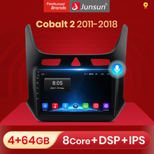 Junsun V1 pro 2G + 32G Android 10 Für Chevrolet Cobalt 2 2011   2018 Auto Radio Multimedia video Player Navigation GPS 2 din dvd