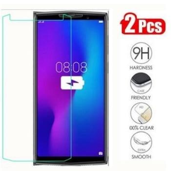 Перейти на Алиэкспресс и купить Закаленное стекло Для Doogee N100 защитное стекло мобильный телефон пленка стеклянный Чехол Для Doogee N100 Защитная пленка для экрана