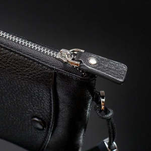 "Image 5 - MYL 32V אמיתי עור טלפון תיק אוניברסלי 1.0 ""~ 6"" עבור iphone XR X XS מקסימום 6s 7 8 בתוספת 11 פרו מקס ארנק ארנק טלפון תיק & case"