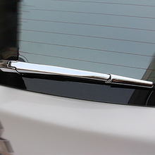 цена на Lsrtw2017 Car Rear Wiper Trims for Mitsubishi Outlander Sport Asx RVR 2011 2012 2013 2014 2015 2016 2017 2018 2019 Accessories