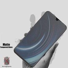 עבור Huawei P40 לייט 5G Mate 20 לייט 20X מט חלבית מזג זכוכית עבור Huawei P20 פרו P30 Mate 30 לייט מסך מגן סרט