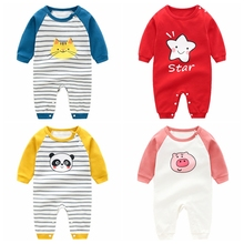 Baby Boys Girls Romper Jumpsuit Outfits