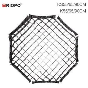 Image 1 - TRIOPO 55cm 65cm 90cm 120cm Honeycomb Grid for TRIOPO Foldable Softbox Octagon Umbrella Soft box (Grid Only)