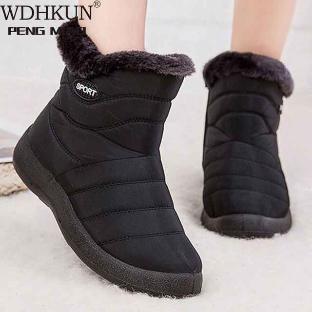 Snow Boots Women's Boots Non-slip Women