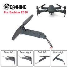 Eachine – pièce de rechange pour Drone E520 Grey Ax is avec moteur, avec hélice, WiFi FPV RC