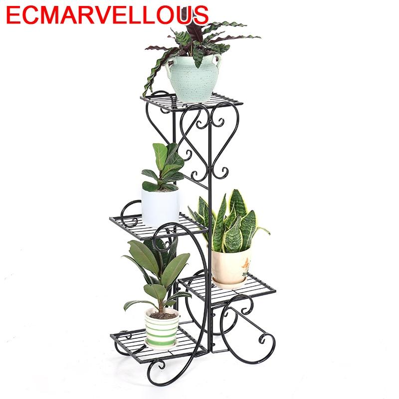 Terrasse Decoration Support Pour Plante Mensola Porta Piante Balcony Flower Shelf Stand Balkon Plant Rack