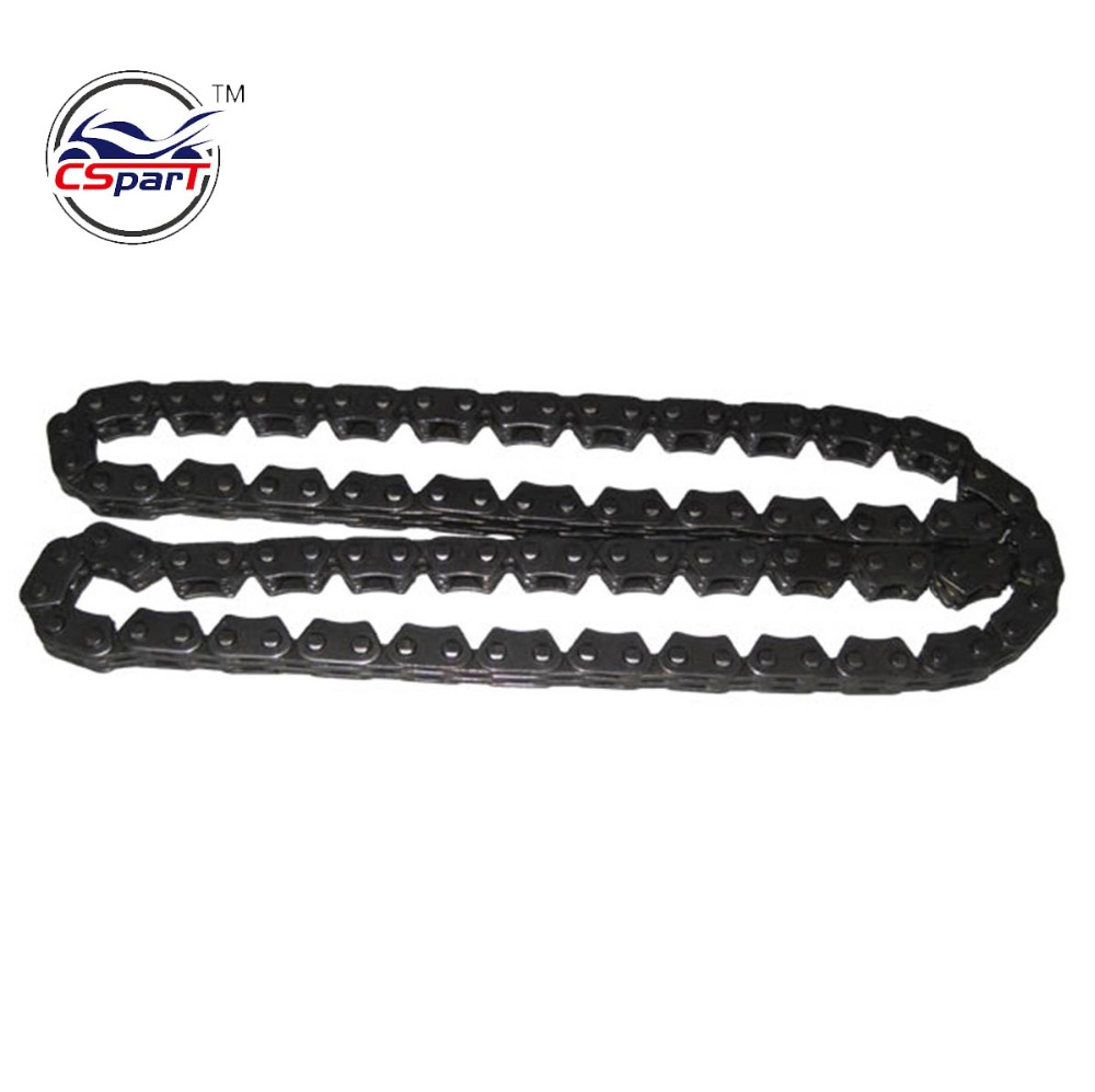 Buyang Feishen LINHAI FA D300 G300 H300 300CC ATV Quad Timing Chain 2.4.01.0050 ATV Parts 104 Pins