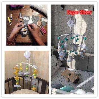 DIY handmade Baby Rattle Toys For Cribs Best Children's Lighting & Home Decor Online Store