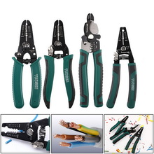 цена на Multi-tools Repair Tool Wire Stripper Decrustation Pliers Pliers Cable Wire Stripping Pliers Crimping Tool Pliers Combination