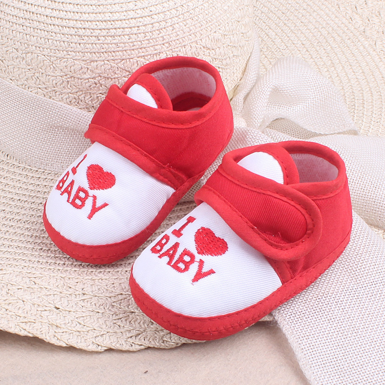 0-1 Years Old Baby Shoes Soft-soled Spring Autumn Toddler Shoes BABY Cute Children Boys Girls Shoes Breathable Size 11-14