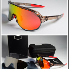 100 S2 3 Lens polarized Outdoor Sports Bicycle Sunglasses Ga