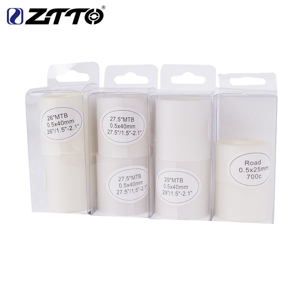 ZTTO Bicycle Tire Liner Puncture Proof Belt Protection Pad Anti-Puncture Tyre For 700C 26