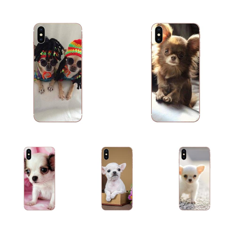 Soft-Cover-Cases Chihuahua Xiaomi Redmi Go-Play Note 7 Dog Pro For Mi-4/7a/9t/.. 9/Y3/Se/..