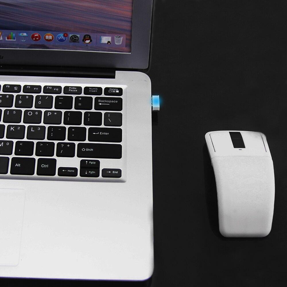 Беспроводная Оптическая Мышь arc touch эргономичная компьютерная