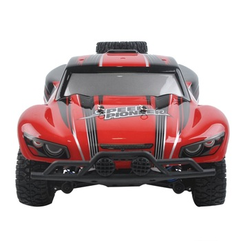 9301X RC Car 1/18 4WD 2.4G 50KM/H High Speed RC Car Remote Control Truck Toys Brushless Desert Crawler Car Vehicle Red 2