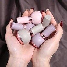 Soft Fog Shaking Lipstick Velvet Matte Texture Nude Makeup Waterproof Long Lasti