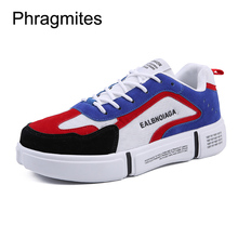 Phragmites Lightweight Breathable Sneakers Plus Size 46 Men Chaussure Homme Summer Autumn Shoes Fashion Casual Sneaker