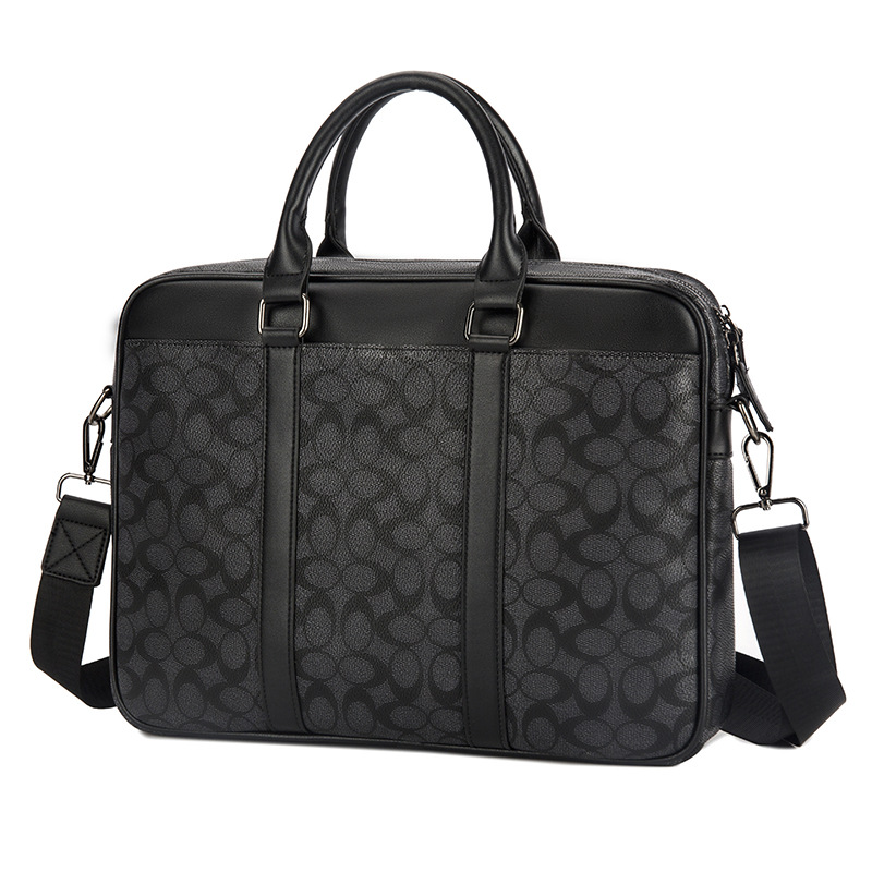 2019 Laptop Bag Large Capacity Business Travel Briefcase Fits 14 Inch Computer Tablets Notebook For Men Handbag Plaid Bag