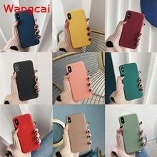 candy color silicone phone case for huawei p40 pro plus p30 lite pro p20 lite p10 p smart