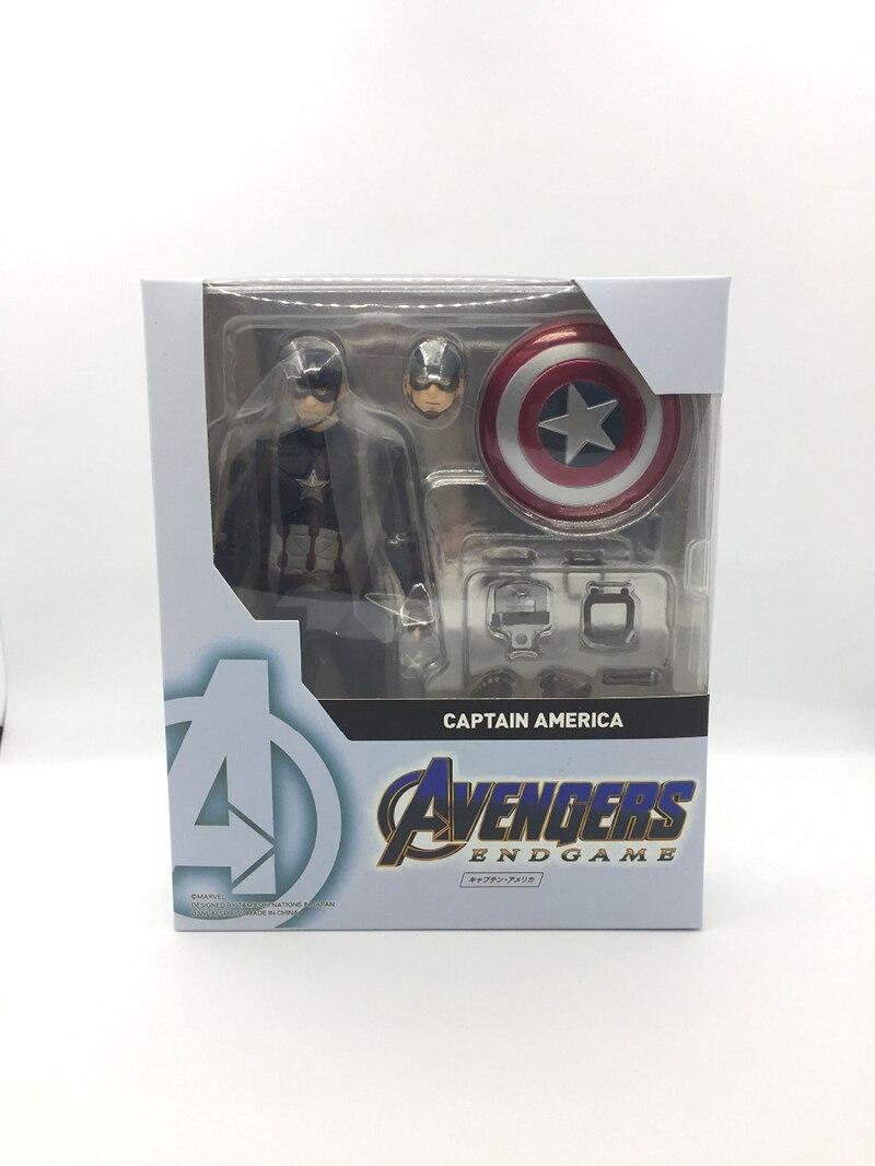 4 Marvel Action America