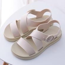 Slides Women Sandals flat Soft Comfortable caslt  Open Toe Sandals Female Women's Flat Beach Shoes flat