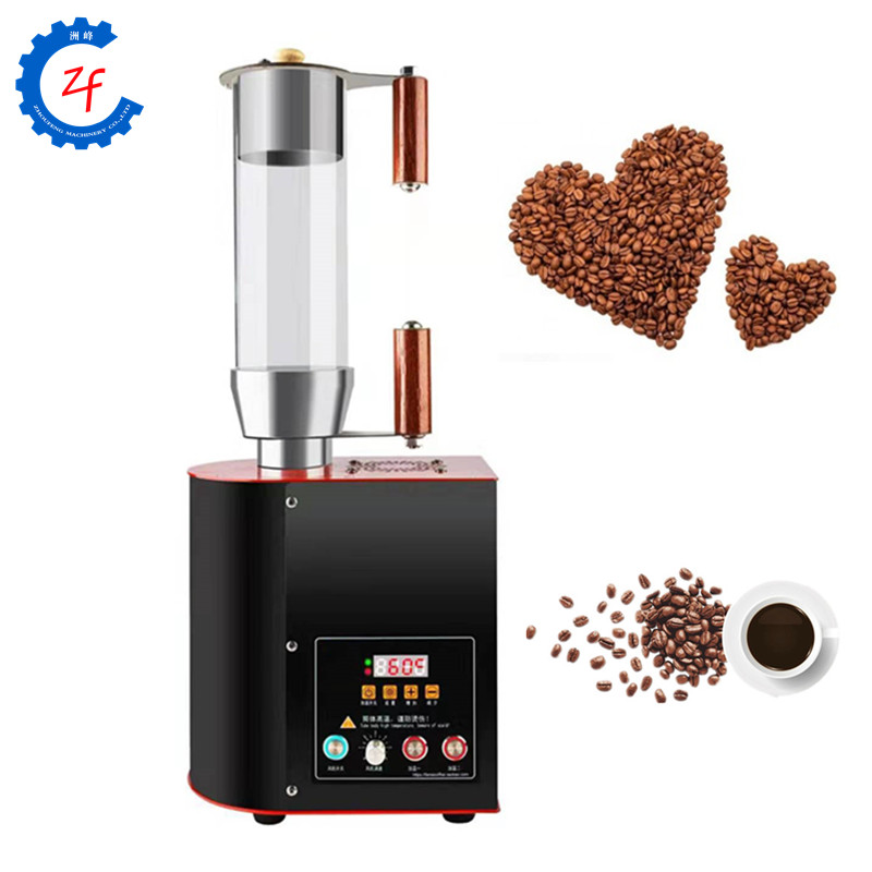 Professional Manufacturer Coffee Bean Baking Equipment Hot Air Mini Coffee Roaster