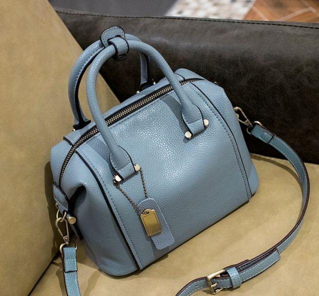 100% Genuine leather Women handbags Luxury Brand Handbags Women Bags  Designer Casual Genuine Leather Bags For Women Tassel 4