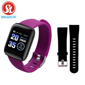 Image 1 - In Stock! Smart Watches Heart Rate Watch Smart Wristband Sports Watches Smart Band Smartwatch for Android Apple Watch IOS pk IWO