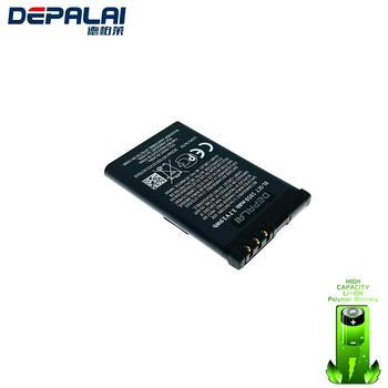 1050 мАч для Nokia BL-5CT аккумулятор телефона для Nokia 5220 5220XM 6730 C5 6330 6303i C5-00 C6-01 C3-01 6303C BL5CT батарея
