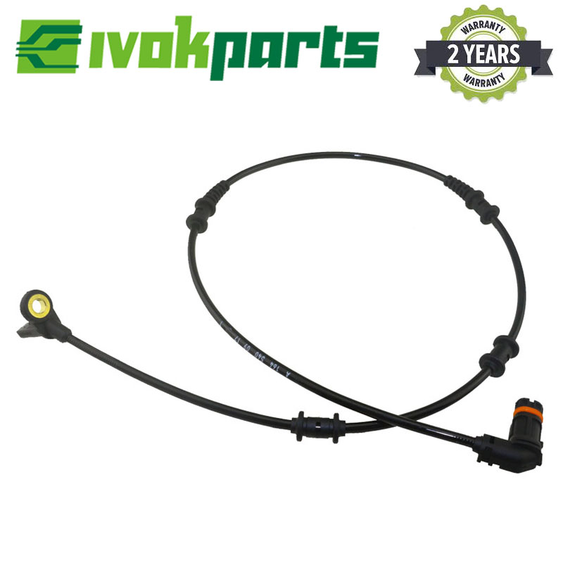 1645400917 Front L/R Left & Right ABS Wheel Speed Sensor For <font><b>MB</b></font> MERCEDES-BENZ GL-Class <font><b>X164</b></font> M-Class W164 R-Class W251 V251 image