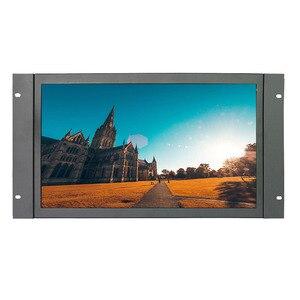 G1716 17,3 дюйма с открытой рамкой, ЖК-монитор 16:9, широкий промышленный монитор 1920*1080 с высоким разрешением, монитор видеонаблюдения