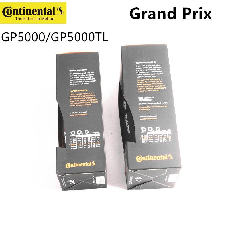 Continental grand prix gp 5000 700x25c/gp5000 tl 700x25c vácuo pneu bicicleta bicicleta estrada dobrável